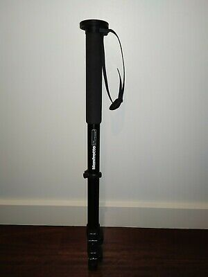 AU78 • Buy Manfrotto 679B Three Section Monopod