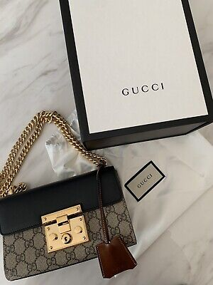AU1850 • Buy Gucci Padlock Bag