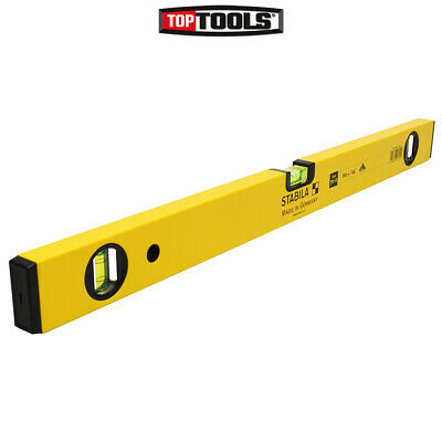 £25.30 • Buy Stabila STB70248 70-2-120 Double Plumb Section Spirit Level In Smooth Box 48