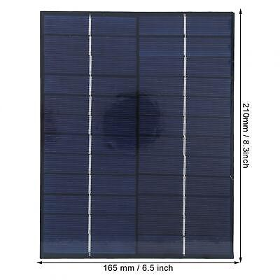 AU21 • Buy Photovoltaic Panels Portable Lightweight 5.5W Solar Panel Module For Camping