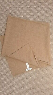 £27 • Buy M&S 100% Pure Cashmere Scarf Camel/tan/nude