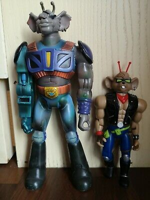 £15.99 • Buy Biker Mice From Mars Original Collectable Vintage Action Figures Posable With...