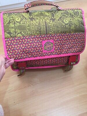 £25 • Buy Beautiful Pink Oilily satchel Bag Brand New Without Tags Make A Good Present