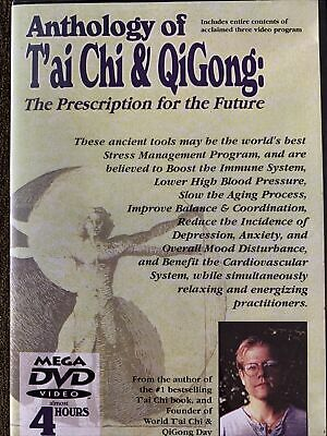 £4.99 • Buy Tai Chi And QiGong - Prescription For The Future An Anthology DVD FREE UK POST