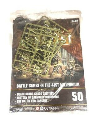 £21 • Buy Warhammer 40K Conquest Magazine Issue 50 Chaos Cultists Rare