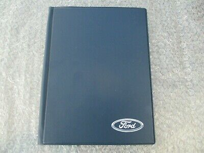 AU59.99 • Buy Ford Falcon Fairmont XR AU Owners Handbook Manual Wallet ONLY