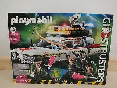 Playmobil 70170 Ghostbusters Ecto-1A Car Playset New & Sealed (Ips) • 30.99£