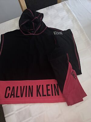 Girls CALVIN KLEIN Outfit Matching Set Age 10-11-12 • 3.20£