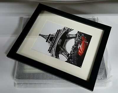 AU32.24 • Buy Chen Bird 8 X 10 Black Picture Frame  (Set Of 3), For 5 X 7 Or 8 X 10 Photo's