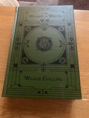 £10 • Buy The Woman In White By Wilkie Collins 1992 *FOLIO SOCIETY*
