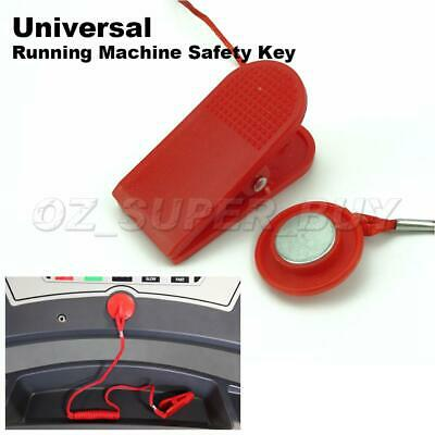 AU15.97 • Buy 2X Running Machine Safety Safe Key Treadmill Magnetic Security Switch AU Stock