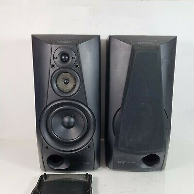 AU71.77 • Buy Kenwood LS-F5 Hi-Fi Floorstanding Stereo Speakers 3 Way. 8ohm 100w