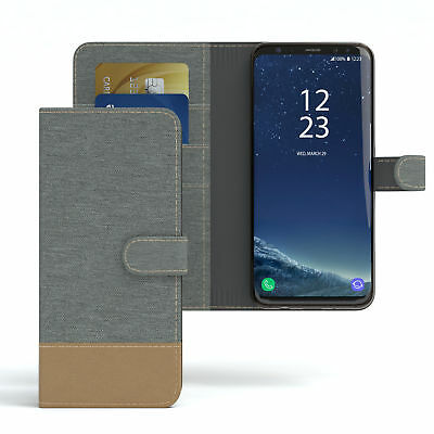 $ CDN10.46 • Buy Case For Samsung Galaxy S8 Plus Jeans Cover Phone Protection Cover Light Grey