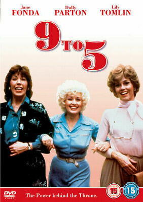 AU5.87 • Buy 9 TO 5 ( DVD ) - Dolly Parton,Jane Fonda,Lily Tomlin - Mint Condition