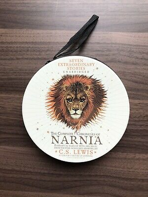 £20 • Buy Chronicles Of Narnia Audio CD Collection - Unabridged 30 CD's - C S Lewis