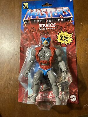 $10.50 • Buy Masters Of The Universe Origins STRATOS Action Figure MOTU