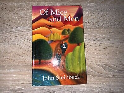 Of Mice And Men (with Notes) By John Steinbeck, Jim Taylor (Hardcover, 2000) • 4.50£