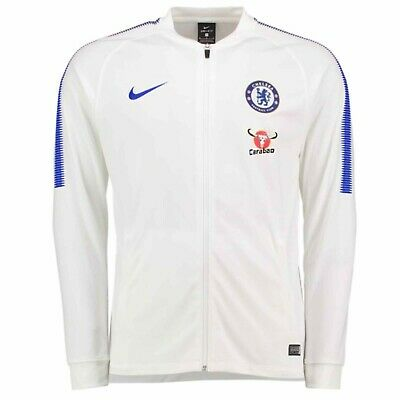 £22.99 • Buy Official Chelsea FC Stadium Jacket With Zip & 2 Pockets By Nike (100% Polyester)