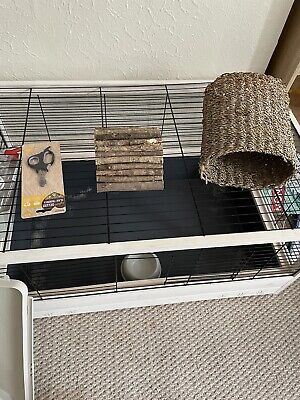 £35 • Buy Indoor Guinea Pig Cage And Accessories