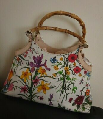 AU500 • Buy Gucci Flora Floral Bag