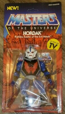 $24.99 • Buy He-Man Super 7 MOTU HORDAK Figure MOSC