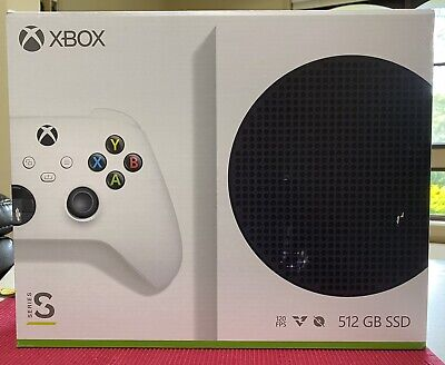 AU102.50 • Buy XBOX SERIES S CONSOLE, Barely Used, Almost Brand New