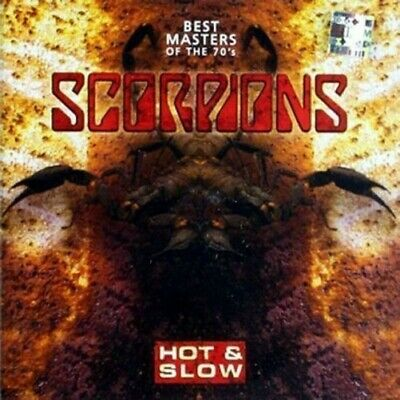 £13.93 • Buy Scorpions - Hot & Slow - Best Masters Of The 70S [CD]