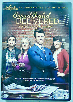 AU24.46 • Buy Signed, Sealed Delivered From Paris With Love DVD NEW