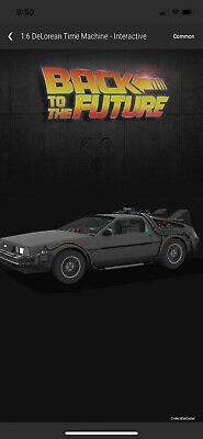$5 • Buy VeVe NFT - DeLorean Time Machine - Common [SOLD OUT]