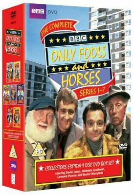 £13.29 • Buy Only Fools And Horses Complete Series 1-7 1 2 3 4 5 6 & 7 DVD New & Sealed