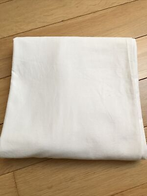 Ikea Single Fitted Sheet 100% Cotton • 2.20£