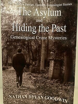 £6.70 • Buy Genealogical Crime Mysteries, The Asylum & Hiding The Past, ND,Goodwin