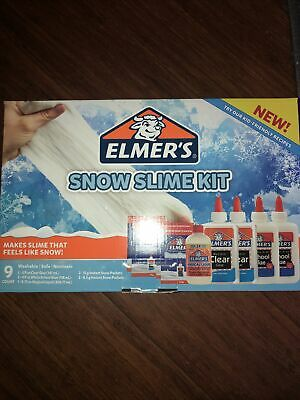 AU12.87 • Buy Elmer's Snow Slime Kit