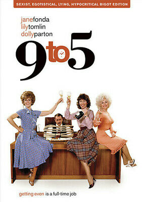 AU6.95 • Buy 9 TO 5 - Jane Fonda Dolly Parton NINE TO FIVE DVD