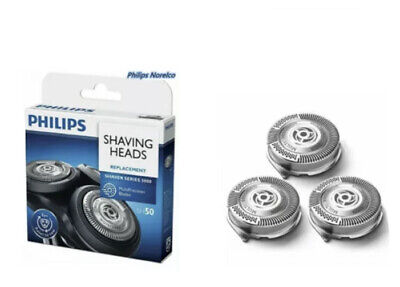 $ CDN14.38 • Buy PHILIPS Norelco SH50 Shaving Heads Replacement Shaver Series 5000 HQ8 New