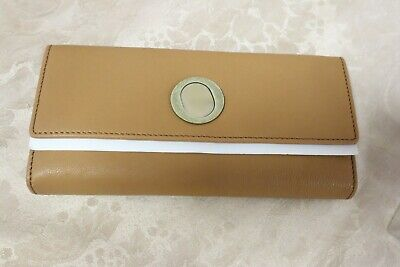 AU89 • Buy BNIB Gorgeous Oroton Lido Women's Tan Leather Clutch/wallet