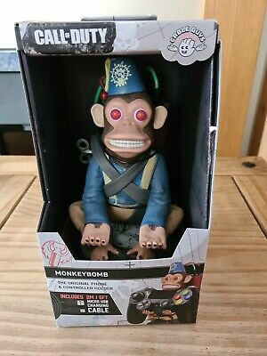 £22.99 • Buy Call Of Duty Zombies Monkey Bomb Cable Guy 8  Controller Holder Same Day Post