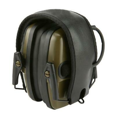 £27.15 • Buy Electronic Shooting Earmuffs Ear Defenders Noise Reduction Sound Green