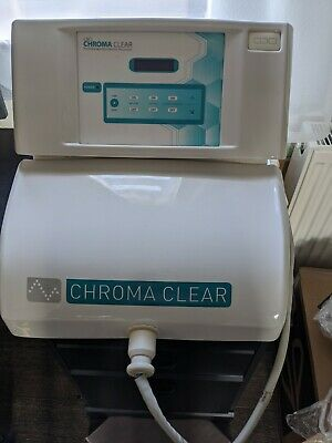 Caci Crystal Chromaclear Led Facial Microdermabrasion Salon Machine Chroma • 290£