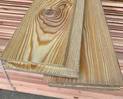 £13 • Buy Siberian Larch Tongue And Groove Cladding 145mm X 23mm X 2.9m