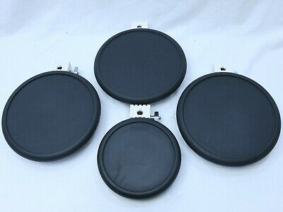 AU206.05 • Buy Roland PD-9 + PD-7 FOUR Pack V-Drum Electronic Pad PD9 9 PD7 For TD 20 12 85 125