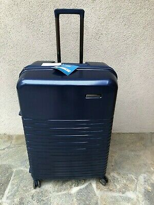 View Details Samsonite Spettro 29 Inch Spinner Blue Suitcase NEW WITH TAGS • 149.95$