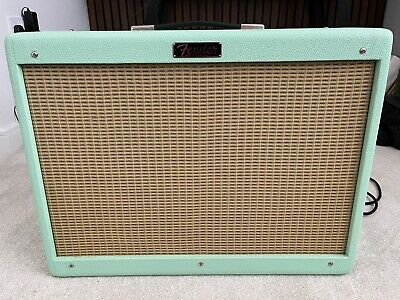 £750 • Buy Fender Hot Rod Deluxe IV Limited Edition 2019 Surf Green/Tweed