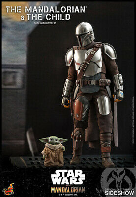 $ CDN399.02 • Buy HOT TOYS The Mandalorian And The Child Set 1/6 Scale Figure MINT!! NEW IN BOX!!!