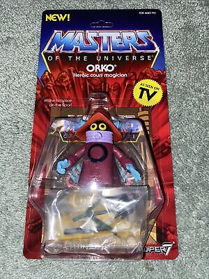 $3.25 • Buy Masters Of The Universe Origins Orko