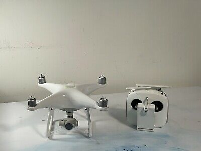 AU1200 • Buy DJI Phantom 4, 3x Batteries 8 Pairs Of Props In Pristine Condition.