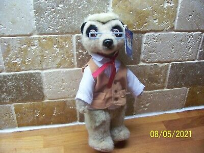£3.95 • Buy Yakov The Toy Maker Meerkat Plush - Complete With Tag 10