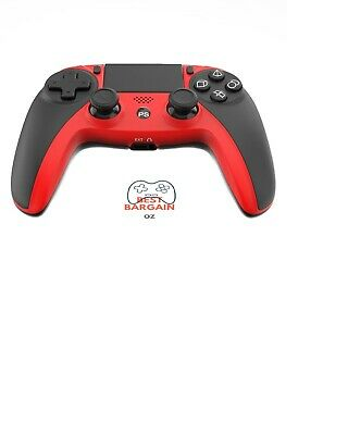 AU44.95 • Buy PS4 Wireless Controller PlayStation Gamepad Joystick PS3 PS4 PC Android Phones
