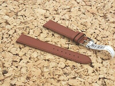 Morellato Leather Quick Release A01X5202875037CR20 Watch Strap 20mm Brown • 3.99£