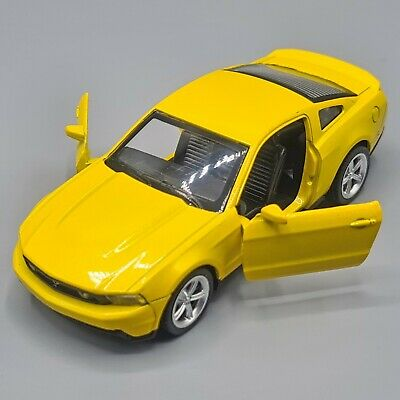 £9.99 • Buy Ford Mustang GT Die Cast Model Car 1:43 Scale Collectable